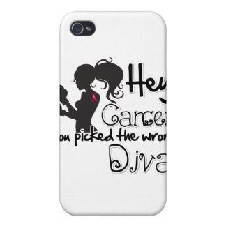 Hey Multiple Myeloma Cancer You Picked The Wrong D iPhone 4/4S Covers