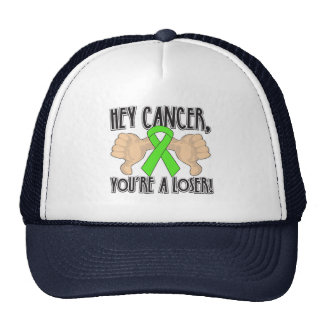 Hey Non-Hodgkin's Lymphoma Cancer You're a Loser Trucker Hat