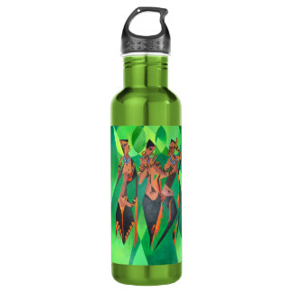 Hey Now - Girls Just Wanna Have Fun 24oz Water Bottle