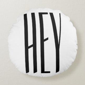 Hey Pillow