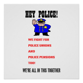 Hey Police! Posters