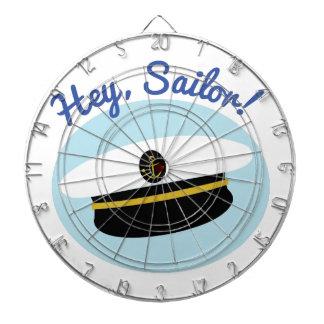 Hey Sailor Dartboard