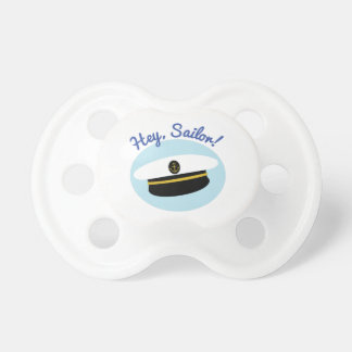 Hey Sailor BooginHead Pacifier