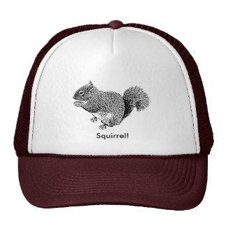 Hey Squirrel Trucker Hat