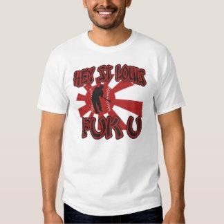 Hey St Louis Fuku Tee Shirt