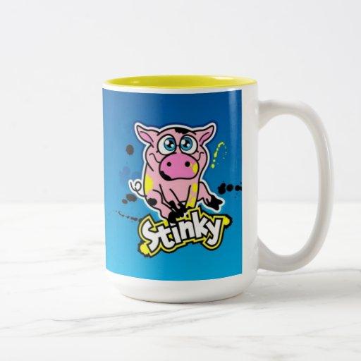 Hey Stinky Mug