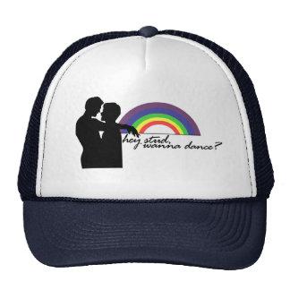 'Hey Stud' Baseball Cap Trucker Hat