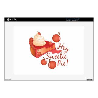 Hey Sweetie Pie Skin For Laptop