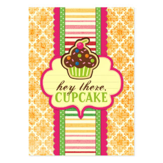Hey There, Cupcake 2 Chubby Business Cards