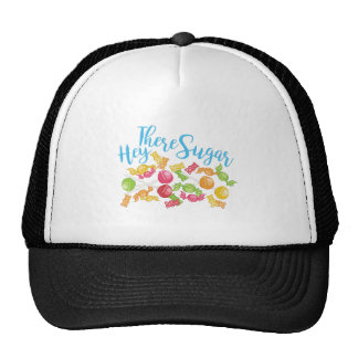Hey There Sugar Trucker Hat