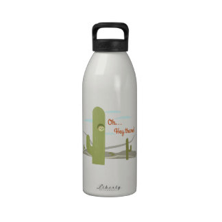 Hey There Reusable Water Bottles