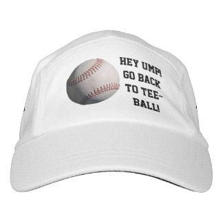 Hey Ump! Tee Ball Headsweats Hat
