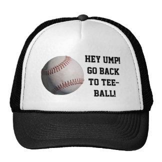 Hey Ump! Tee Ball Trucker Hat