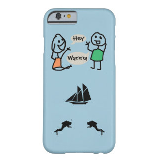 Hey Wanna iPhone 6 Case by RoseWrites