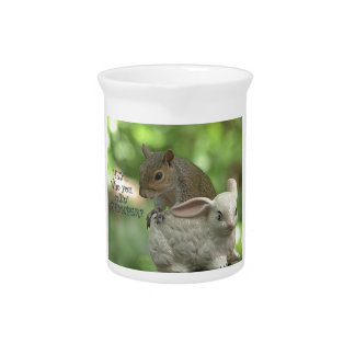 """Hey ... Who you callin' Thumper""? Drink Pitchers"