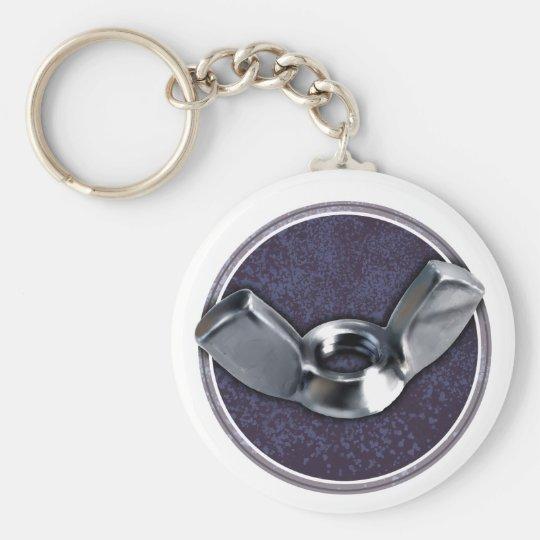Hey Wingnuts! Keychain