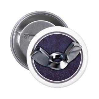 Hey Wingnuts! Pinback Button