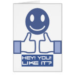 Hey! You! Cards