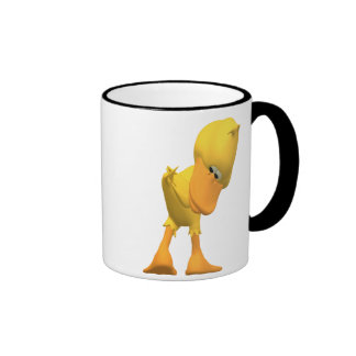 HEY YOU RINGER COFFEE MUG
