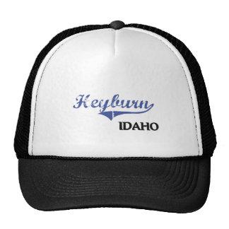 Heyburn Idaho City Classic Hats