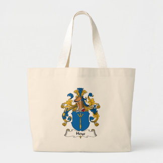 Heye Family Crest Canvas Bags