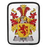 Heye Family Crest iPad Sleeves