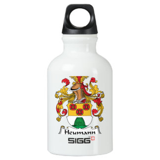 Heymann Family Crest Water Bottle
