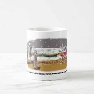 HezaDashaFire Smokes the Competition Mug