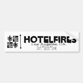 HF Bumper Sticker