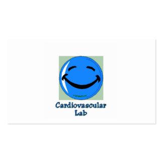 HF Cardiovascular Lab Business Card