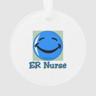 HF ER Nurse Ornament