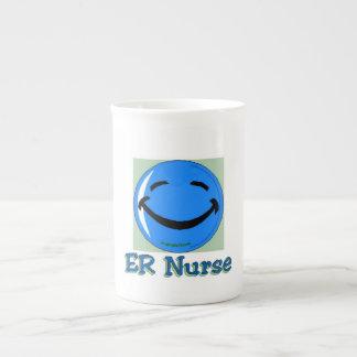 HF ER Nurse Bone China Mugs