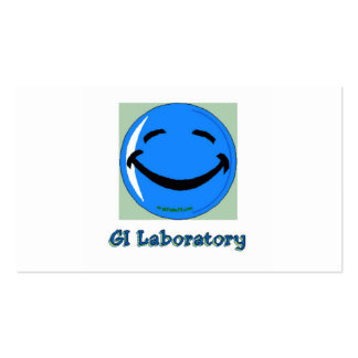 HF GI Laboratory Business Card