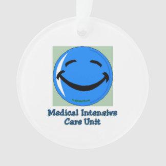 HF ICU médico