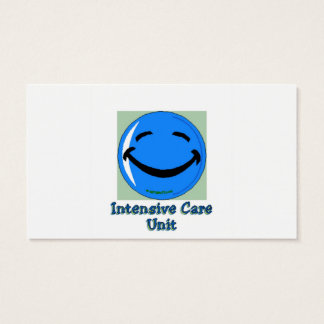 HF Intensive Care Unit Business Card