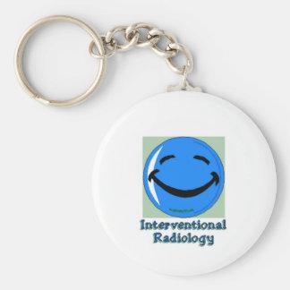 HF Interventional Radiology Keychains