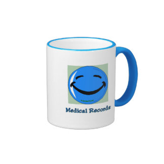 HF Medical Records Ringer Mug