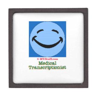 HF Medical Transcriptionist Jewelry Box