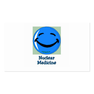 HF Nuclear Medicine Double-Sided Standard Business Cards (Pack Of 100)