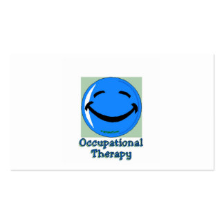 HF Occupational Therapy Double-Sided Standard Business Cards (Pack Of 100)