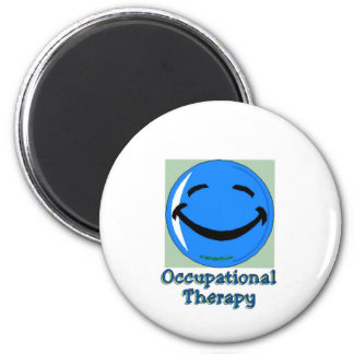 HF Occupational Therapy Refrigerator Magnet