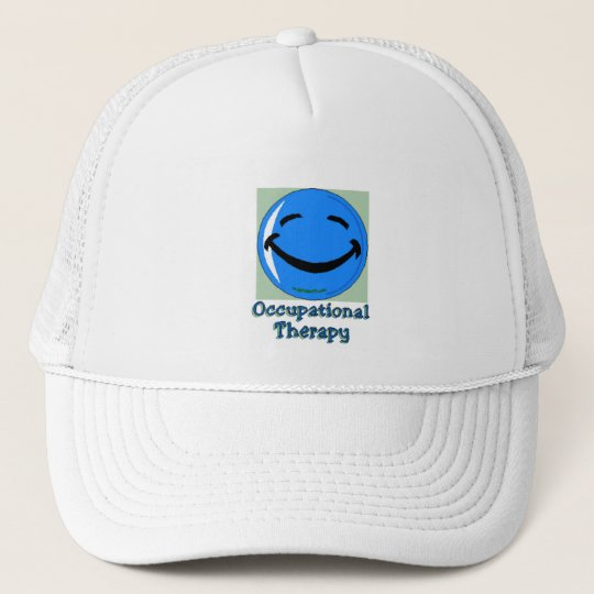 HF Occupational Therapy Trucker Hat