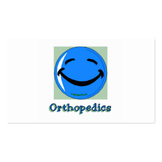 HF Orthopedics Business Card Templates
