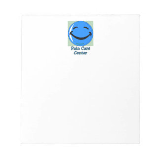 HF Pain Care Center Notepad