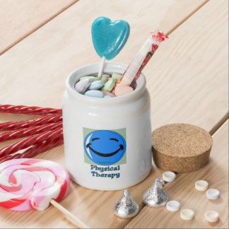 HF Physical Therapy Candy Jars