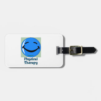 HF Physical Therapy Luggage Tags