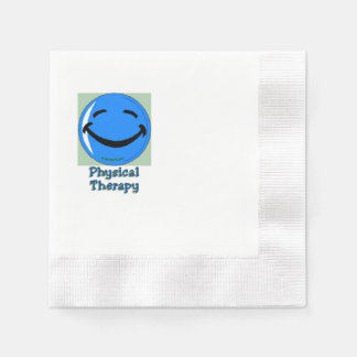 HF Physical Therapy Napkin