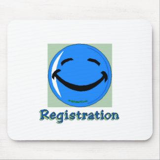 HF Registration Mouse Pad