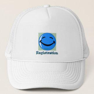 HF Registration Trucker Hat