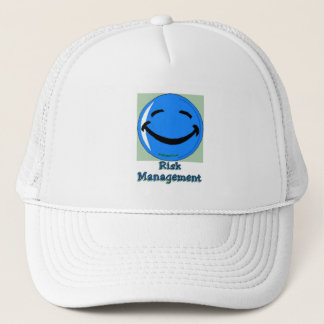 HF Risk Management Trucker Hat